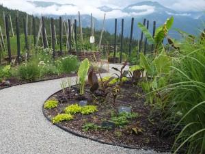 Le Jardin des Cimes au Plateau d`ASSY ,PASSY  74190