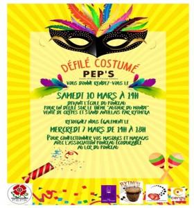 Le Carnaval du PEP'S